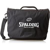 Spalding 300453101 - Bolso tipo bandolera (40 x 15 x 31 cm), color negro
