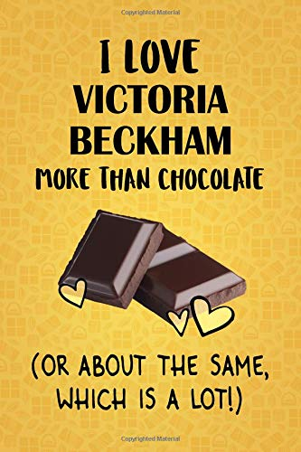 I Love Victoria Beckham More Than Chocolate (Or About The Same, Which Is A Lot!): Victoria Beckham Designer Notebook