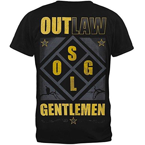 Volbeat - Gentlemen T-Shirt Black