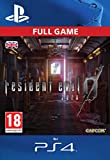Resident Evil 0 [PS4 PSN Code - UK account]