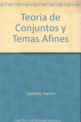 Teoria de conjuntos (schaum) por Seymur Lipschutz