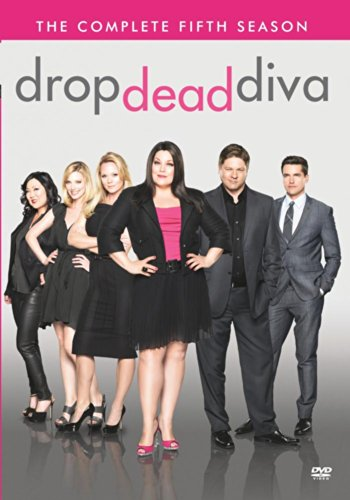 Drop Dead Diva:Complete Fifth [Import allemand]