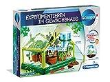 Clementoni 59081 Experimentieren im Gewächshaus, Mehrfarben