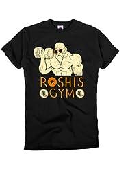 GIOVANI & RICCHI Herren Roshis Gym T-Shirt Dragonball Z Fitness Tank Top in verschiedenen Farben