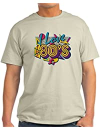 CafePress I Love The 80S - 100% Cotton T-Shirt
