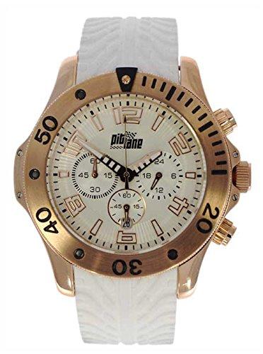 Pit Lane Reloj con movimiento Miyota Man PL-1003-2 48.0 mm
