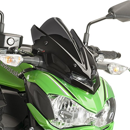 Windschild Puig Sport Kawasaki Z 900 2017 dunkel getönt