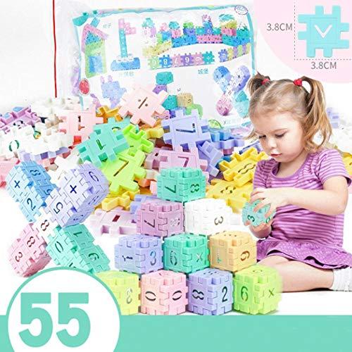 Giocattolo educativo per Bambini con mattoncini Colorati