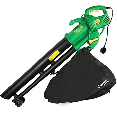 Preisvergleich Produktbild Eden Elfen 2600W ELECTRIC Garten Laubbläser Vakuum 35L Schmutz Tasche Gras Heckenschere Hoover VAC