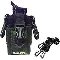 Buwico multifunzionale universale Radio schermo Custodia MSC-20B per Motorola Kenwood/Midland/Icom/Yaesu/Baofeng Walkie Talkie radio (Yaesu Radio)