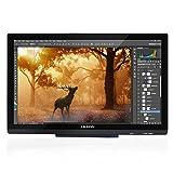 """Huion GT-220 V2 (Nero) 21.5 """"Display a penna Monitor grafico IPS Interactive Monitor per Windows e Mac"""