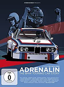 Adrenalin - The BMW Touring Car Story [DVD]