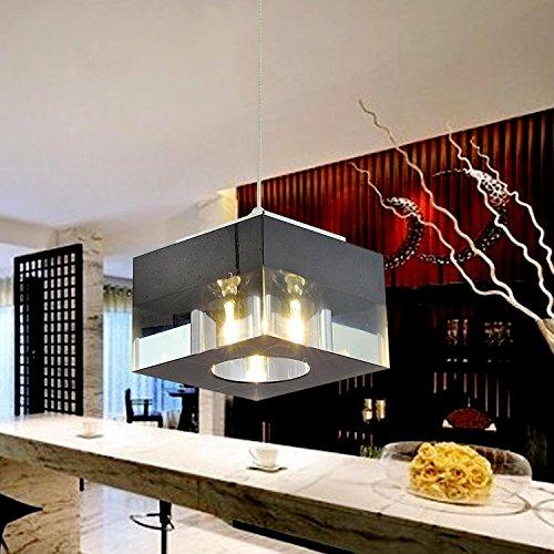 lampadario di cristallo 1-testa semplice ed elegante per sala da