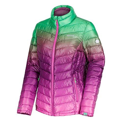 51t3lef6JCL. SS500  - Regatta Women's Azuma Ii Lightweight Water Repellent Insulated Jacket