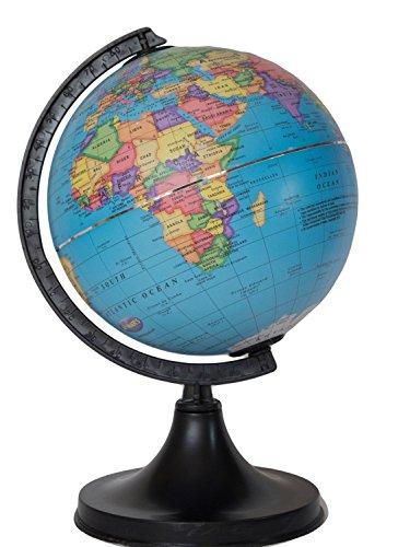 360 Degree World Map.Kids Mandi Globus 505st 360 Degree Globe Educational World Map Blue