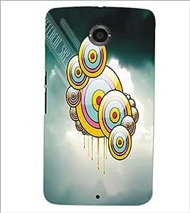 MOTOROLA GOOGLE NEXUS 6 SKY Designer Back Cover Case By PRINTSWAG