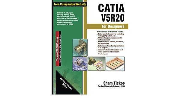 Catia V5r20 Ebook