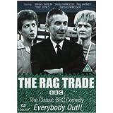 The Rag Trade - Season 1 - 2-DVD Set ( The Rag Trade - Series 1 ) ( The Rag Trade - Series One ) [ NON-USA FORMAT, PAL, Reg.2 Import - United Kingdom ] by Peter Jones