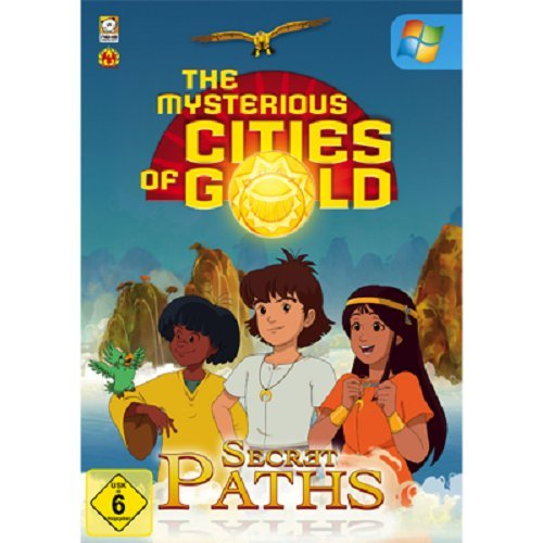 The Mysterious Cities of Gold Secrets Paths
