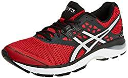 Asics Men's Gel-pulse 9 Training Shoes, Red (Classic Redsilverblack 2393), 10 Uk 45 Eu