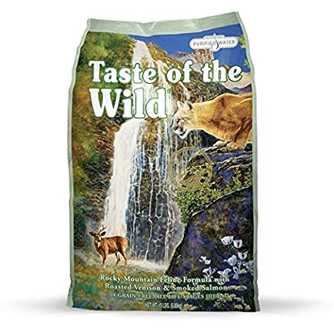 Taste Of The Wild Cat Food Rocky Mountain with Roasted