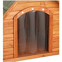 Crocici- Puerta para caseta Chalet, tamaño Grande