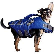 Perros de salvavidas de perros Chaleco salvavidas para pequeños perros – adecuado como flotador para natación