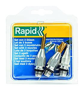 Rapid 40107334 Kit de 3 Buses
