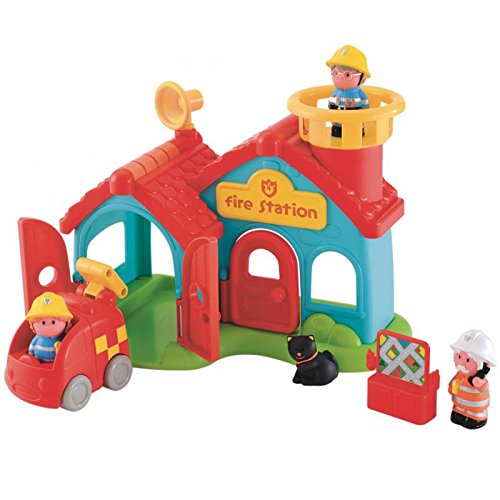 Image of Early Learning Centre HappyLand Fire Station