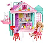 #5: Barbie Club Chelsea Playhouse , Multi Color