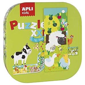 APLI Kids- Puzle, Multicolor (16486)