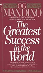 The Greatest Success in the World by Og Mandino (1984-01-01)