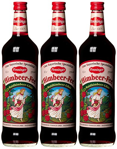 Penninger Himbeerfee, 3er Pack (3 x 700 ml)