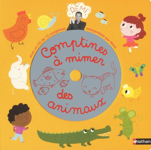 Comptine a mimer des animaux - Nathan