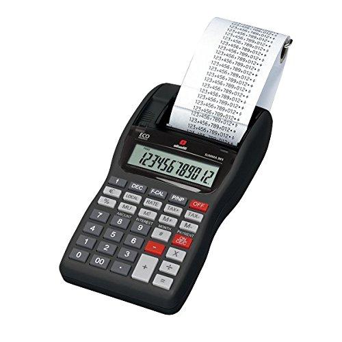 Olivetti 221708 - Taschenrechner Summa 301