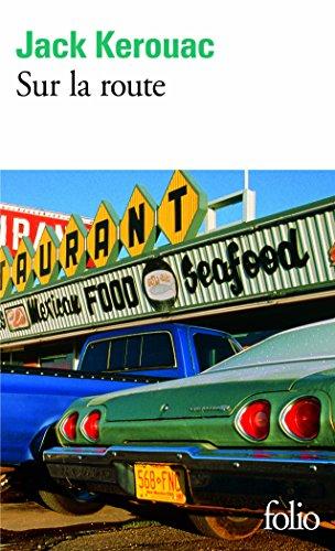 Sur La Route (Folio) par Jack Kerouac