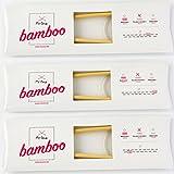 Stricknadel aus Bambus * RUNDSTRICKNADELN SET mittel MyOma Bamboo * Rundstricknadel Nadelstärke 5,0 mm + 6,0 mm + 7,0 mm/ Seillänge 60 cm – Rundstricknadel Bambus von MyOma – Rundstricknadel aus Holz
