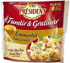 President Queso Rallado Emmental, 150g