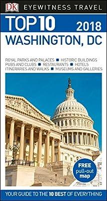 Top 10 Washington, DC (DK Eyewitness Travel Guide)