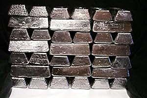 Specialist Metals Lingots de plomb 10 Kg