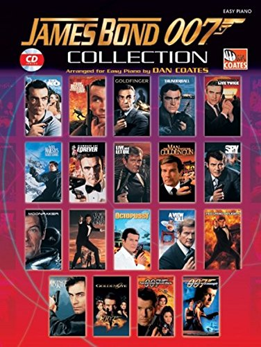 James Bond 007 Collection: Easy Piano (Easy Piano (Warner Bros.))