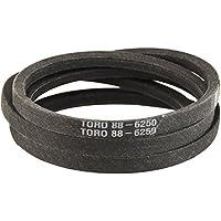 LA86: suave v-ribbed Belt for Toro cortacésped cortadoras de césped de reciclar.