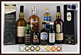 Einmaliges Islay Single Malt Geschenk Set 8 Whisky mit 8