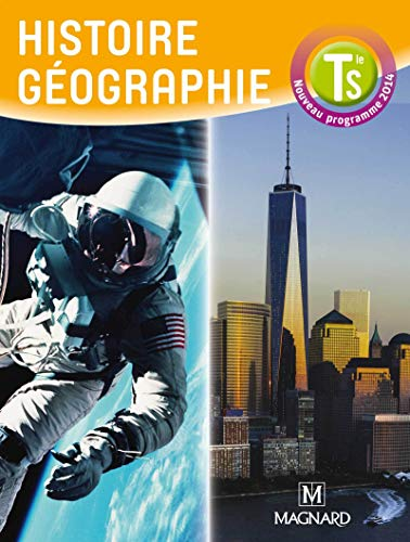 Histoire-Géographie Tle S : Nouveau programme 2014