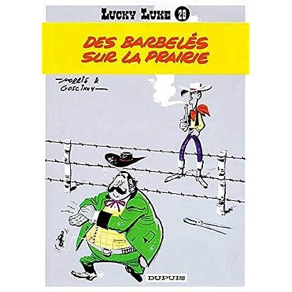 Lucky Luke, tome 29 : Des barbelés sur la prairie