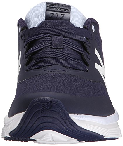 New Balance Women's WF717 Fitness Shoe, Navy/White, 10 B US Navy/White