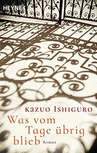 Buchseite und Rezensionen zu 'Was vom Tage übrig blieb: Roman' von Kazuo Ishiguro