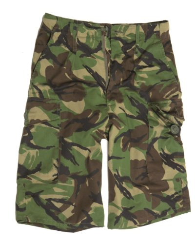british-army-issue-dpm-combat-shorts-summer-issue