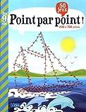 Mon grand livre de jeux: Point par point ! - Dès 9 ans