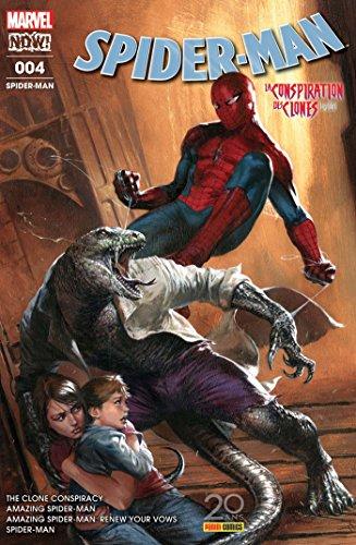 Spider-Man nº4, Livres